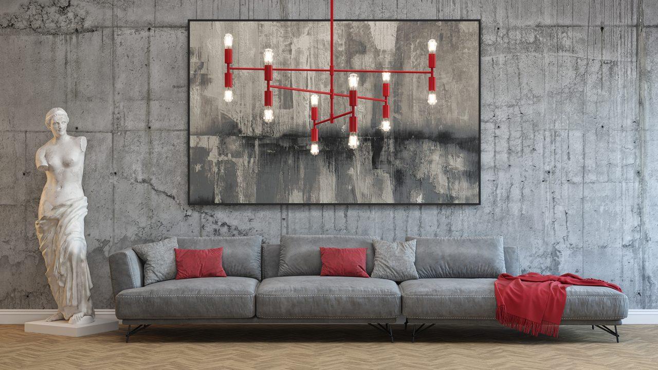 Люстра Vane lamp, арт. 4726.